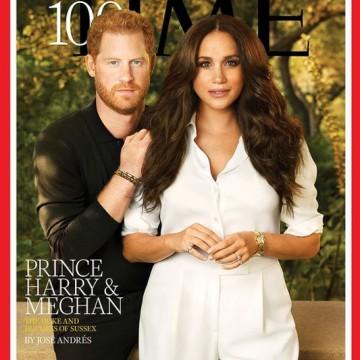 Меган Маркъл и принц Хари са сред най-влиятелните личности в света