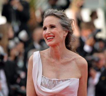 Анди Макдауъл: Жените са уморени от идеята, че не могат да остаряват красиво