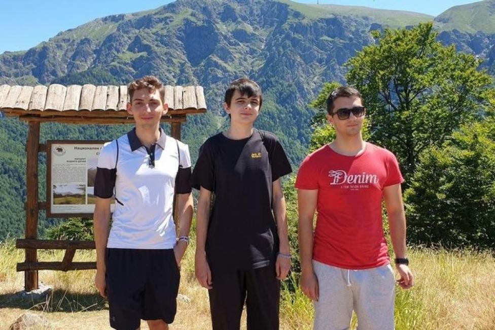 Българчета с първо и второ място на европейски конкурс за наука