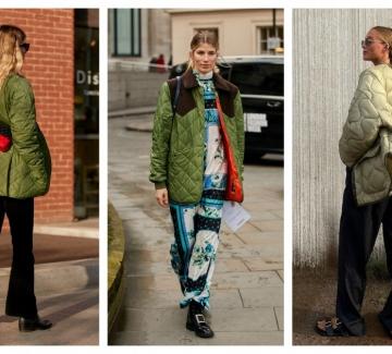 7 стайлинг идеи как да носим най-уютното яке за есента