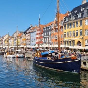 Копенхаген - не само красив, но и безопасен