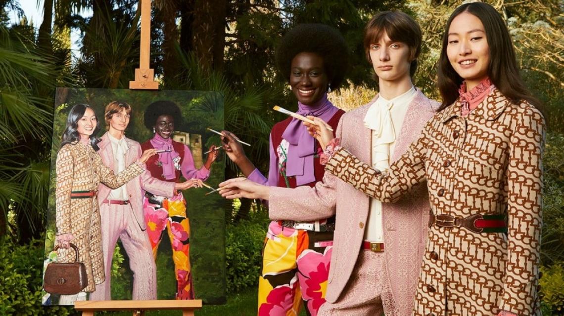 Gucci с нов онлайн магазин за винтидж находки