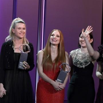 Жените триумфираха на кинофестивала в Сан Себастиан