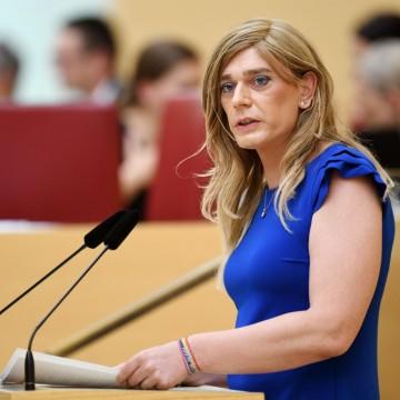 Две трансджендър жени са избрани в парламента на Германия