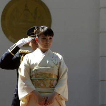 Японската принцеса Мако, която се отказа от кралския си статут заради любовта