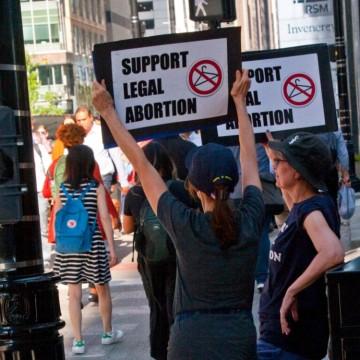 Женски марш в САЩ за правото на аборт