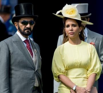 Нови разкрития в развода на шейха на Дубай и принцеса Хая