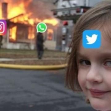 Проблемите на Facebook очаквано родиха прекрасни мемета