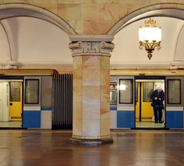 Пътниците в Москва купуват билет за метрото с лицево разпознаване