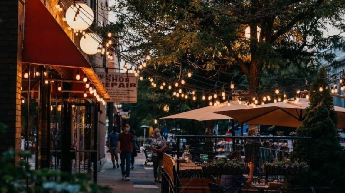 10-те най-страхотни квартала в света