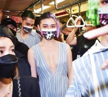 Модата оживява в метрото на Ню Йорк