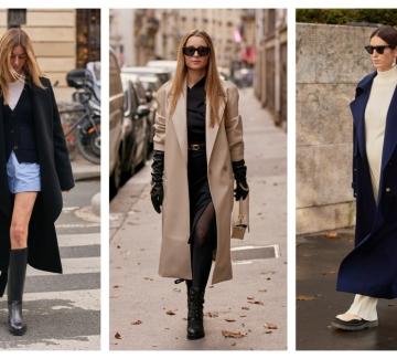 12 стайлинг идеи с класическите палта, без които не можем