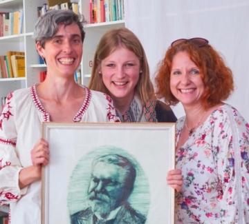 Две майки създадоха най-добрата библиотека в Чехия