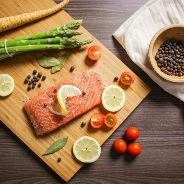 Балансираната диета може да намали риска от деменция