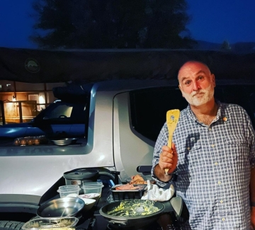 """Шеф готвач дарява средствата от """"испанския Нобел"""" на пострадалите в Ла Палма"""