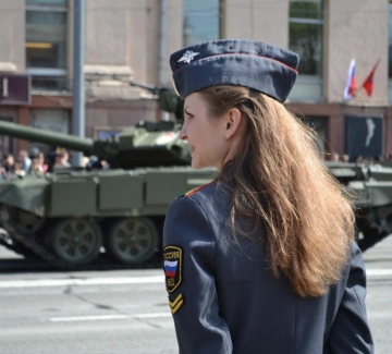 Моята Москва