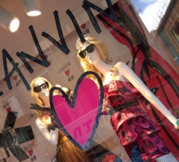 Шопинг истерия в H&M в Милано
