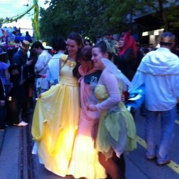 Латино карнавал в София