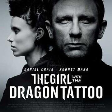 The Girl with the Dragon Tatoo или Мъже, които мразят жени