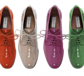 Мъжки обувки за момичета