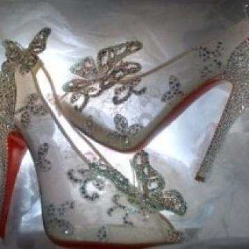 Обувките на Пепеляшка