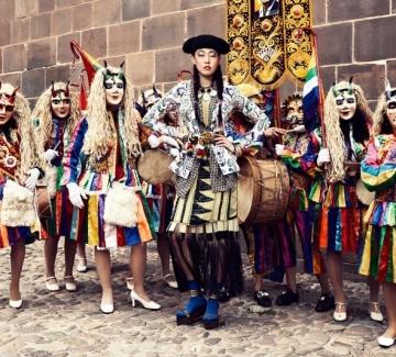 Vogue Korea в Перу