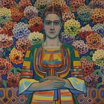 Майстора, цветето и вселената