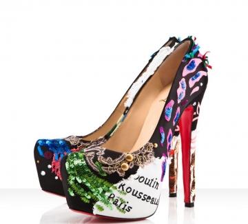 """""""Ще намразя всеки, който поглеждайки моите обувки казва: """"Господи, изглеждат толкова удобни!"""" Кристиян Лобутен"""