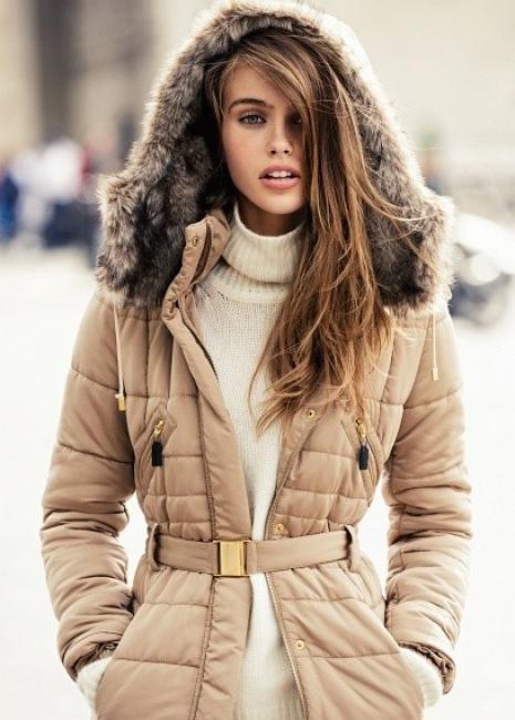 c501788a4d3 10 страхотни дамски пухени якета за зимния сезон | Момичетата от града