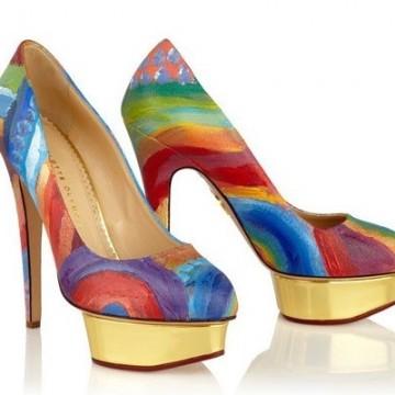 Обувки-картини