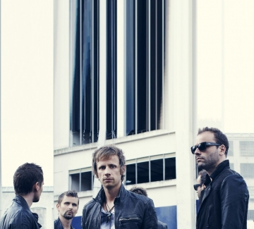 Muse на наградите BRITS 2013