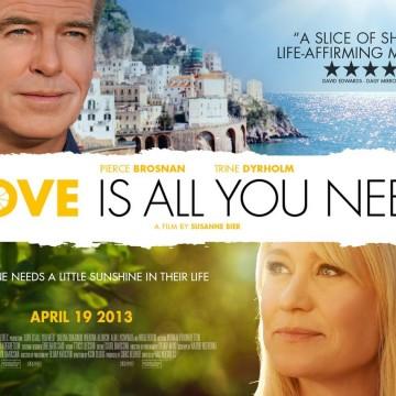 Love is All You Need/Трябва ти единствено любов