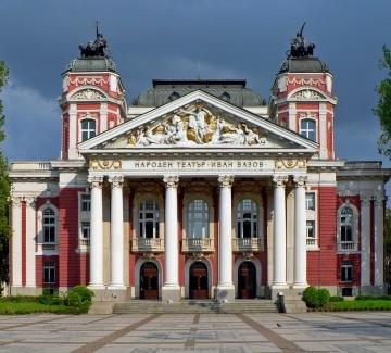 Mоите любими сгради в София