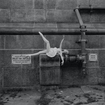 Балерини в града