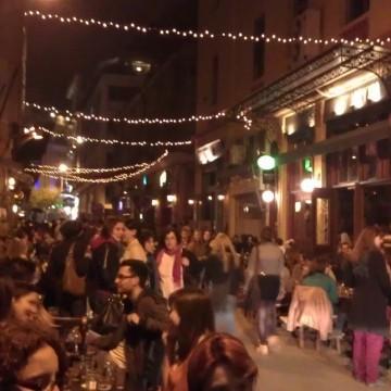 Момичетата от града@Солун: Тайният нощен живот в Солун – препоръка за напреднали