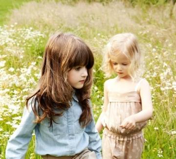 Мода за малки принцеси