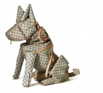 Чантите Louis Vuitton като изкуство