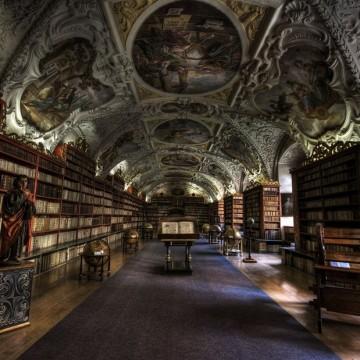 Най-забележителните библиотеки в света