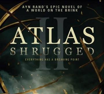 """Премиера на """"Атлас изправи рамене II"""""""