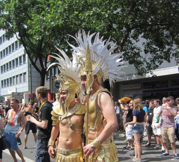 На гей прайд в Берлин