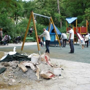 Детски площадки по западен стандарт?