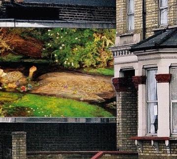 Британското изкуство на билборди