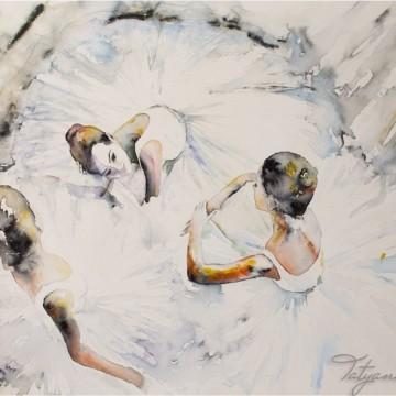 Картини с балерини
