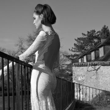 Невероятната колекция на Inbal Dror от сватбени и вечерни рокли за 2013г.