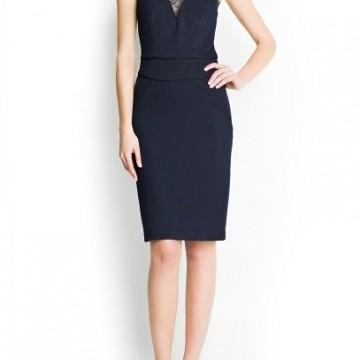 Гид за пазаруване по време на намаления: 5 перфектни малки черни рокли, които можем да купим с намаление в Mango