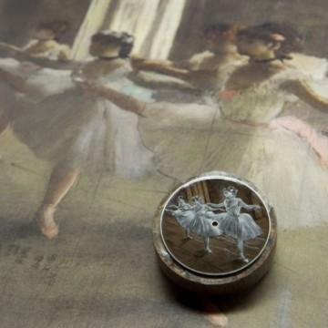 Вълшебството на балета в миниатюра
