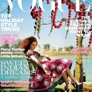 Архивите на Vogue - Tim Walker