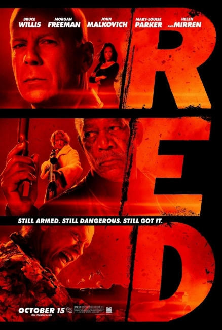 RED и RED 2 – проклятието на втората серия