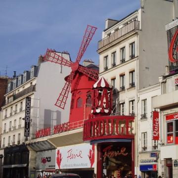 Париж – градът на влюбените хора