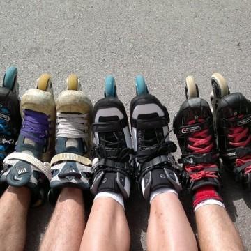Ролковите кънки стават част от ежедневието на съвременния градски човек